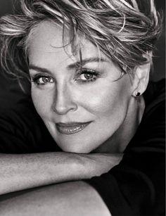 Sharon Stone for GQ September