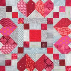14 Valentine Quilt Patterns & Project Ideas