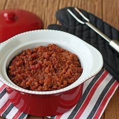 ... BEANS on Pinterest | Baked Beans, Pinto Beans and Baked Bean Recipes