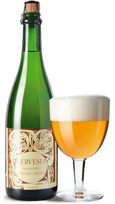 Cervesia - Brouwerij Dupont - Tourpes, België - Beoordeling GGOB 6,4. Eigen beoordeling: 7,8