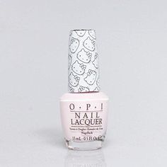 OPI Nail Polish Lacquer - Hello Kitty 2016 Collection 0.5 Fluid Ounce (NL H82-Let's Be Friends!)
