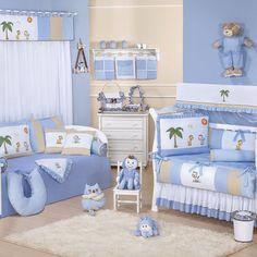 quartos de bebê menino - Pesquisa Google