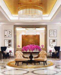 Corinthia Hotel Lobby, London                              …                                                                                                                                                                                 More