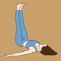 Sadece 2 günde ağrılardan kurtaran, gençlik iksiri içmiş gibi yapan egzersiz hareketleri Jnana Yoga, Hormon Yoga, Yoga Kundalini, Yoga For Back Pain, Best Cardio Workout, Relaxing Yoga, Yoga For Kids, Best Yoga, Yoga Fitness