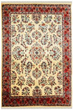 It has been intricately woven by our skilled craftsman and has taken about 11-12 months to weave this masterpiece with 3 craftsmen working on it an average. #kashmir rugs #chinees rugs #handmade afghan rugs #modern rugs #persian rugs #dhurris #online carpets #online rugs #pure silk rugs #handloom rugs #woolen rugs Carpet Stores, Carpet Sale, Wool Carpet, Rugs On Carpet, Wool Area Rugs, Wool Rugs, Silk Rugs, Carpet Fitters