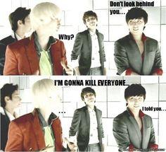 Evil Kyuhyun | allkpop Meme Center