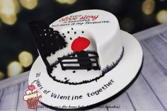 A love story - Cake by Maria's