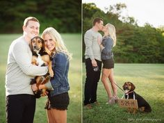 Brown County Fall Engagement Photography by Stacy Able
