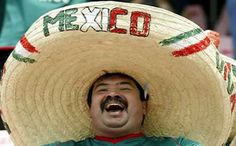 Laughing Mexican - Mexicans are known for that they are the friendliest people in the world.