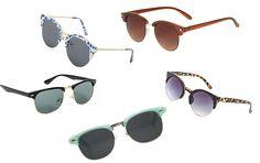 Самые модные солнцезащитные очки-2016.