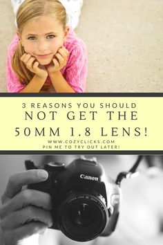 Are you a new photographer thinking about buying the 50mm 1.8 lens? Read here to find out why you would not want it!