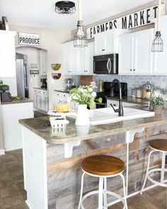 Stick a fork in it 'cause this kitchen is officially done! I think we spent more…