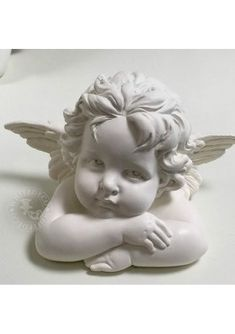 latex mould for making these beautiful row of cherubs