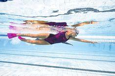 27a4cec01 Bañador Natación Piscina Nabaiji Kamiye Mujer Forma Espalda X Competición  Azul
