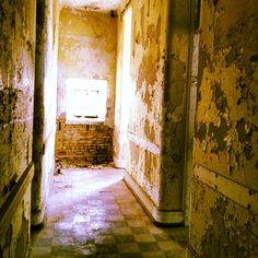 Northern Michigan Asylum for the Insane Traverse City Michigan - photo credit Alexis Hoxie