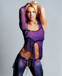 Britney photo shoot from 2001.