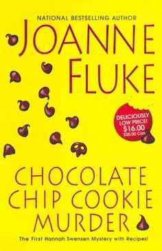 Another good cozy mystery series.  Each book contains recipes for cookies and other goodies that Hannah bakes in her shop. I've actually baked some of the cookies from the books.