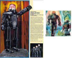 Weird Toys, Robot, Random Stuff, Geek, Plastic, Pretty, Random Things, Plastic Art, Robotics