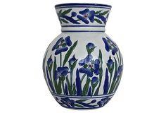 Midcentury Asian Vase $125.00 ~~~SOLD~~~