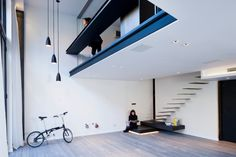 Gascon apartment renovation by Remy arquitectos and MYOO