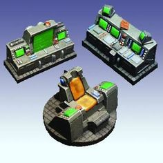 Image result for Console sci fi