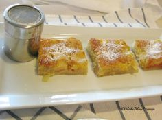 French Apple-Pear Cake Dorie Greenspan, Pear Cake, Springform Pan, Apple Pear, Oven Racks, Baking Sheet, Melted Butter, Cake Pans, French Toast