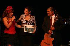 Entrega de preceas Tico Teatro Atzcapotzalco