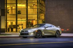 We love this gorgeous Nissan GT-R. Where would you take it for a spin?