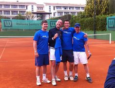 Our coaches! #tennisholidays