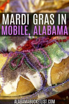 Mobile Mardi Gras, Travel Usa, Travel Tips, Travel Ideas, Travel Destinations, Canada Travel, Parade Route, Mardi Gras Parade, Mystery Dinner