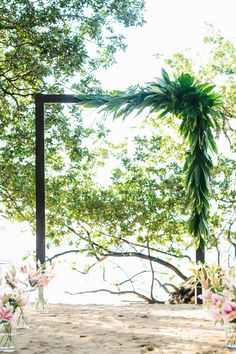 Costa Rica Destination Wedding - Style Me Pretty