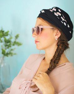 Shandor Collection - #Headwrap - #Headcover - #Turban Anna