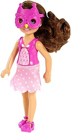 Barbie Sisters Chelsea and Friends Doll Owl ** Details can be found by clicking on the image.