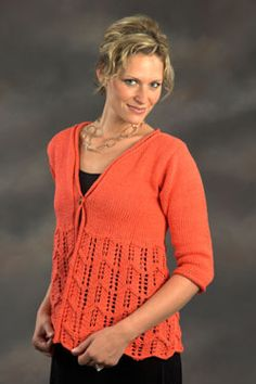 Woman's Flare Jacket in Plymouth Yarn Fantasy Naturale - 2286 - Downloadable PDF. Discover more patterns by Plymouth Yarn at LoveKnitting. We stock patterns, yarn, needles and books from all of your favourite brands.
