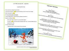 DECLIC - premier entretien de lecture CE1 - Caracolus