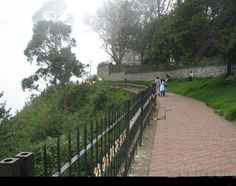 Go on a charming and mesmerizing walkway during evening hours at Coaker's Walk and feel the bliss. #Kodaikanal
