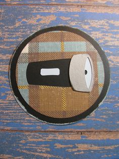 Campin Critters Badge - Flashlight