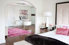 Ideas Decorativas con color rosa