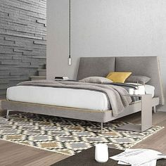 Durable, beautiful 'Ciao' bed by Confort Line