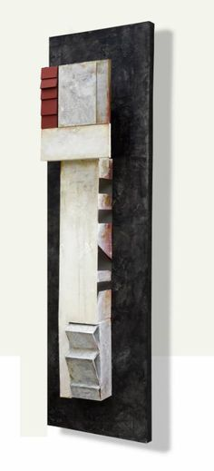 """Saatchi Art Artist Juliet Vles; Sculpture, """"L 84  (sentinel)"""" #art"""