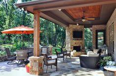 Best 25+ Backyard Patio Designs Ideas On Pinterest | Patio Design, Backyard  Patio And Outdoor Patio Designs