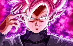 Download wallpapers Son Goku, 4k, DBZ, Dragon Ball Super, characters, Goku
