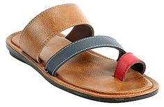 Bacca Bucci Premium Multicolour Men Sandals - BBMD5033K
