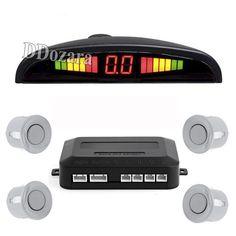 Car Electronics Psa9663821577 Psa9663650077xt Pdc Parking Sensor For Peugeot 308 407 Rcz Citroen C5 C6 Capteur Bright In Colour Parking Sensors