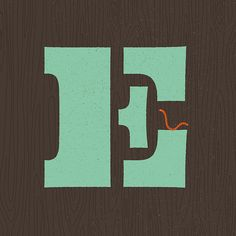 E is for Earthworm