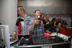 dj set with Ringo @ Enel Milano 2014 Dj