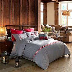 LOVO Relaxing Time 100% Cotton 3-Piece Bedding Set Duvet ... https://www.amazon.com/dp/B00WS1KC1G/ref=cm_sw_r_pi_dp_x_HPSsyb9Q08GN2