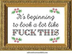 Thrilling Designing Your Own Cross Stitch Embroidery Patterns Ideas. Exhilarating Designing Your Own Cross Stitch Embroidery Patterns Ideas. Learn Embroidery, Cross Stitch Embroidery, Embroidery Patterns, Hand Embroidery, Knitting Patterns, Naughty Cross Stitch, Diy Broderie, Cross Stitch Quotes, Simple Cross Stitch
