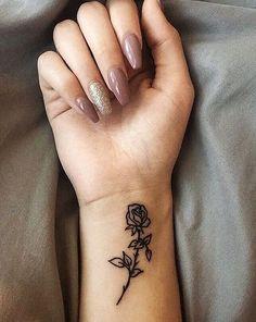 40 Eye Catching Wrist Tattoos All Women Should Consider