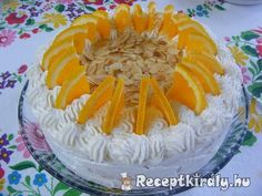 Narancsos oroszkrém torta II Xmas, Birthday Cake, Oreos, Food, Christmas, Birthday Cakes, Essen, Navidad, Meals